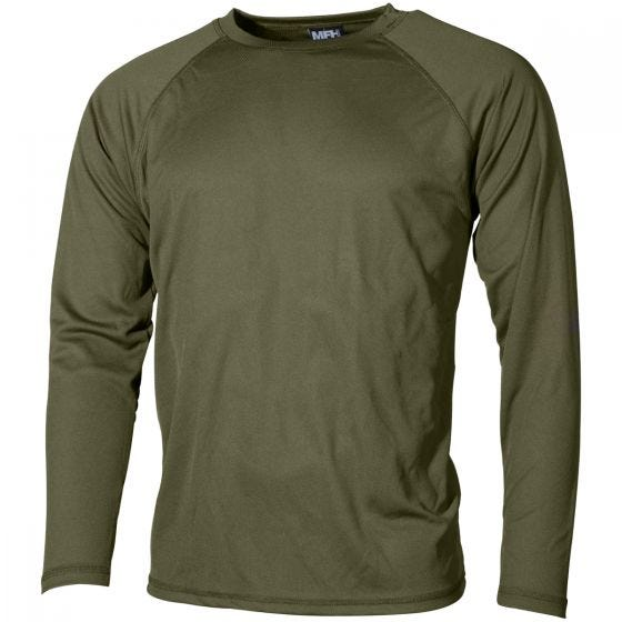 MFH maglia intima US level I Gen III in OD Green