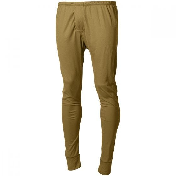 MFH sottopantalone US level I Gen III in Coyote Tan
