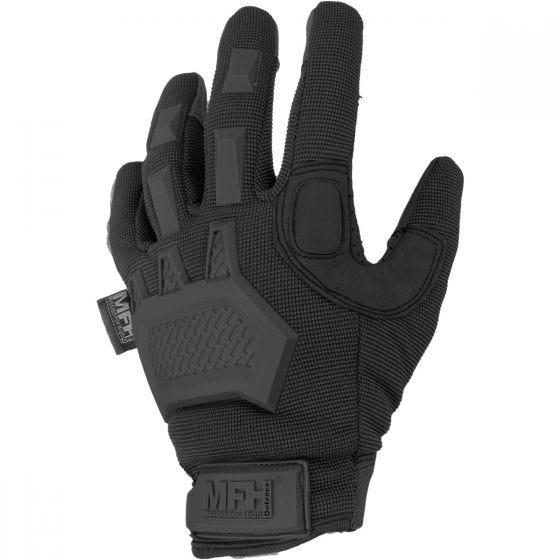 MFH guanti tattici Action in nero