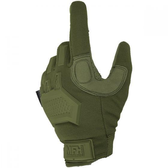 MFH guanti tattici Action in OD Green