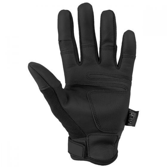 MFH guanti tattici Mission in nero