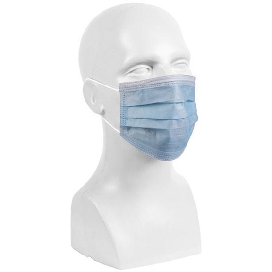 Disposable Respirators Face Mask Pack of 50