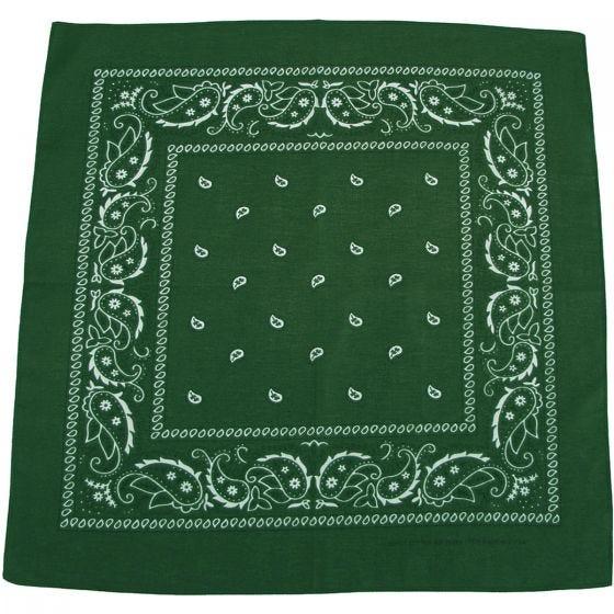 MFH bandana in cotone OD Green