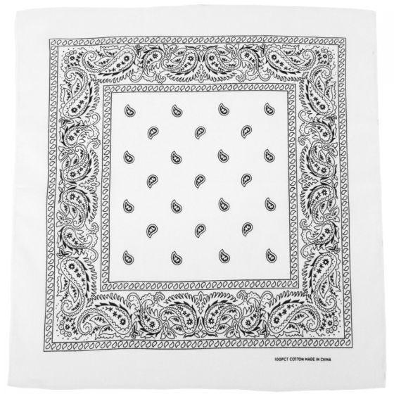 MFH bandana in cotone bianco