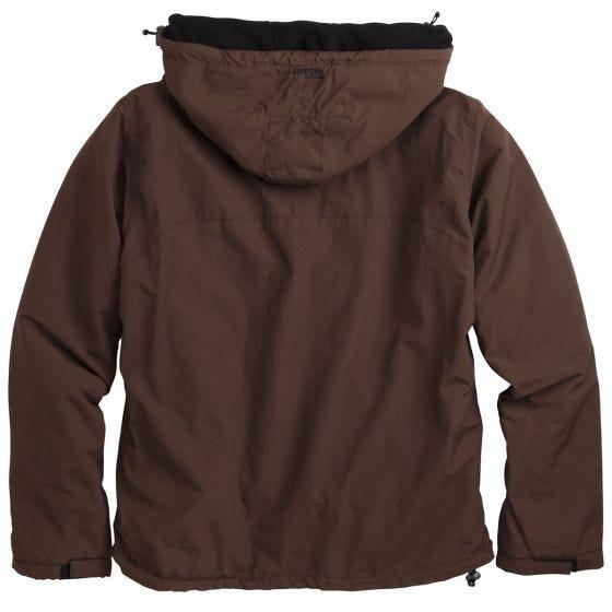 Surplus giacca a vento in marrone