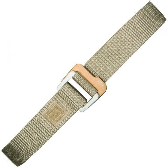 5.11 Traverse Double Buckle Belt Sandstone