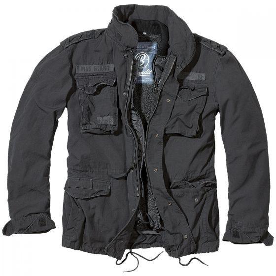 Brandit giacca Giant M-65 in nero