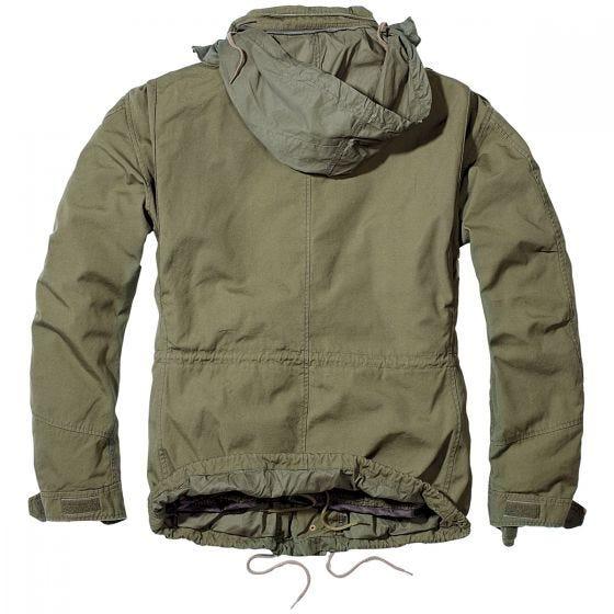 Brandit giacca Giant M-65 in verde oliva