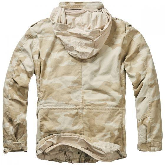 Brandit giacca Giant M-65 in Sandstorm