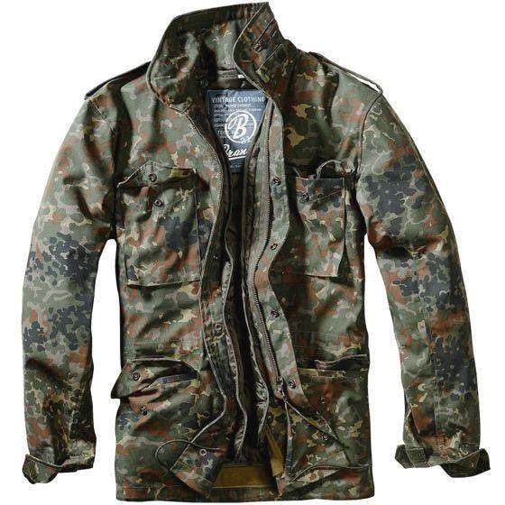 Brandit giacca M-65 Classic in Flecktarn