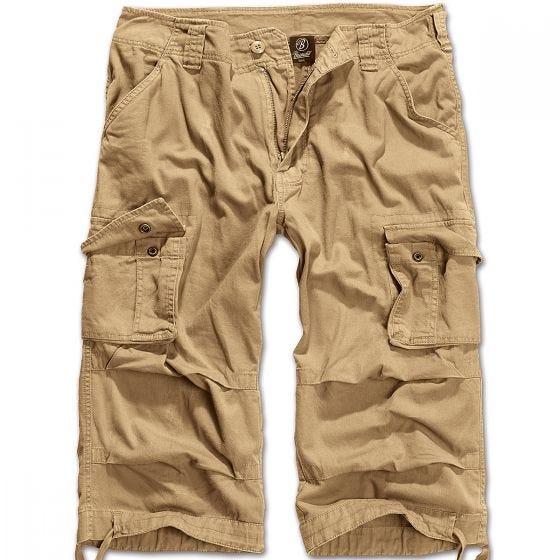 Brandit shorts Urban Legend a 3/4 in beige