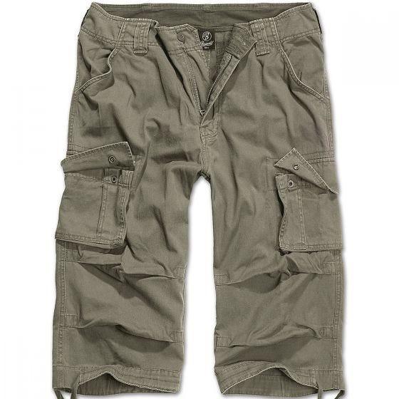 Brandit shorts Urban Legend a 3/4 in Oliva