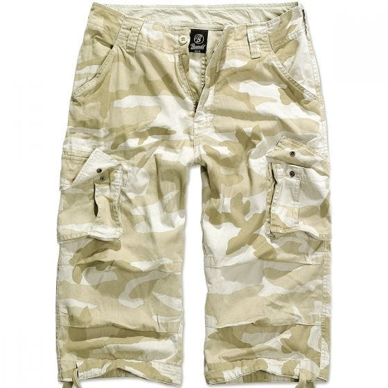 Brandit shorts Urban Legend a 3/4 in Sandstorm