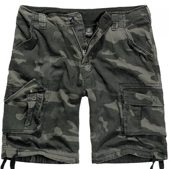 Brandit shorts Urban Legend in Dark Camo
