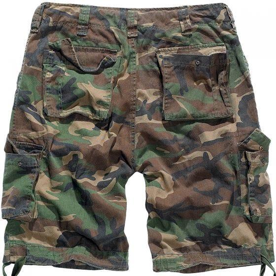 Brandit shorts Urban Legend in Woodland