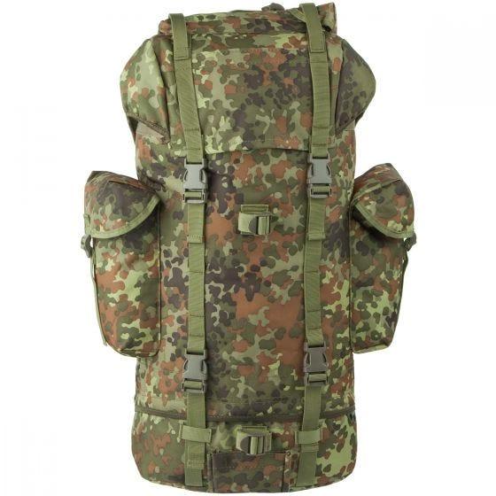 MHF zaino esercito tedesco 65L in Flecktarn