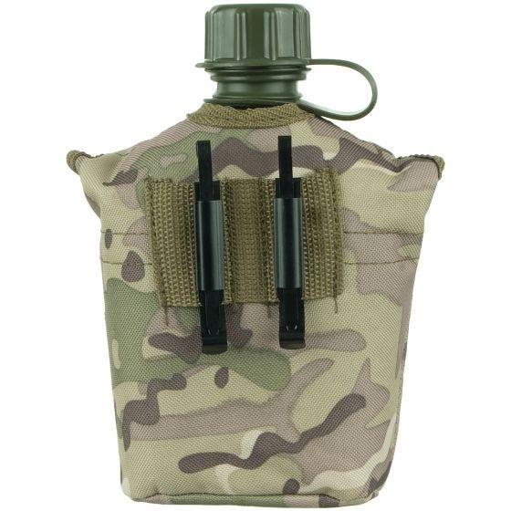 MFH borraccia militare in stile USA in Operation Camo