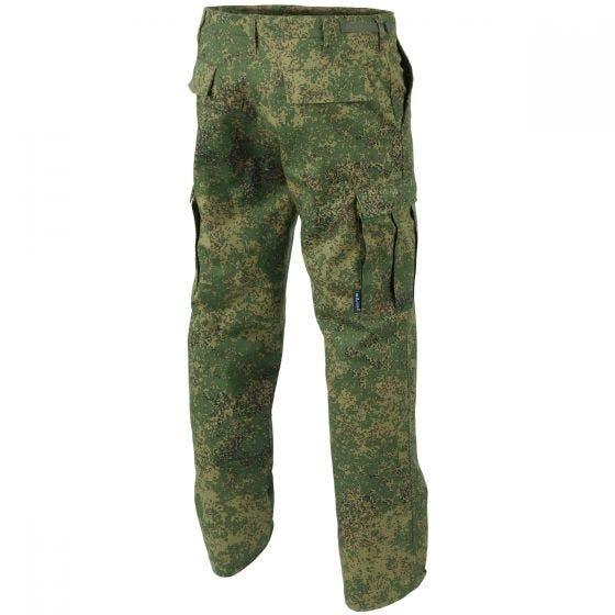 Mil-Tec pantaloni da combattimento Ranger BDU in Digital Flora