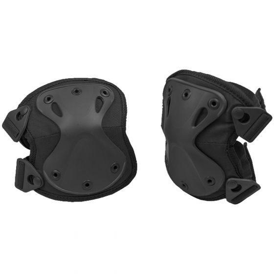 Mil-Tec ginocchiere protettive in nero