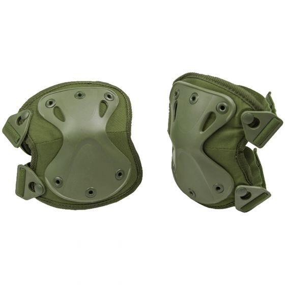 Mil-Tec ginocchiere protettive in verde oliva