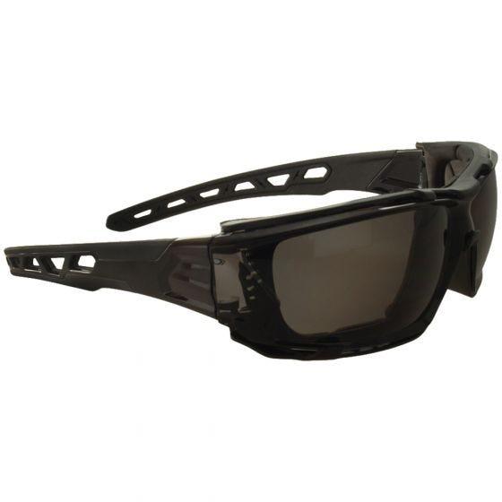 Swiss Eye occhiali da sole Net con montatura nera e lenti fumo