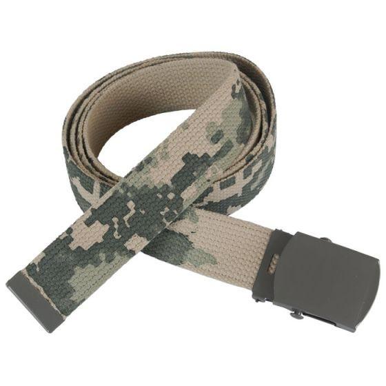 Mil-Tec cintura in tessuto ACU colori