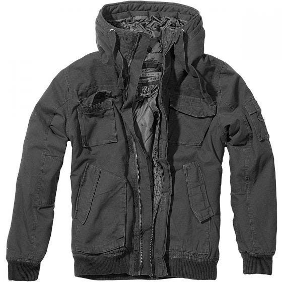 Brandit giacca Bronx in nero