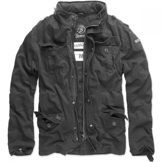Brandit giacca Britannia in nero