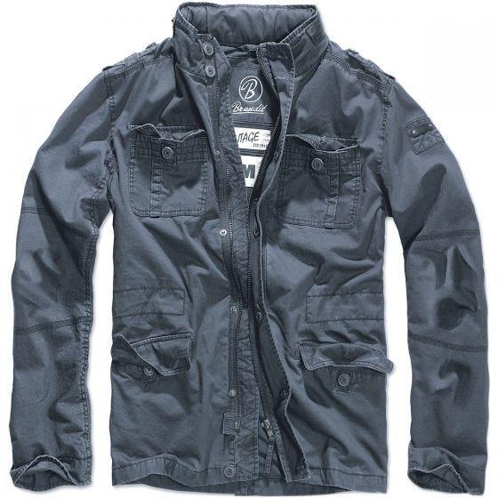Brandit giacca Britannia in Indigo
