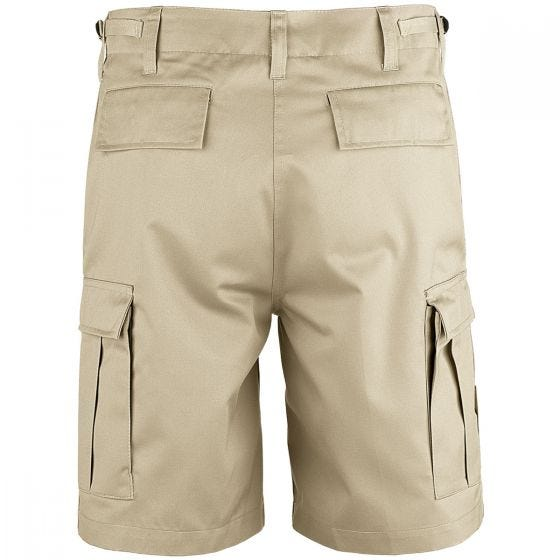 Brandit shorts US Ranger in beige