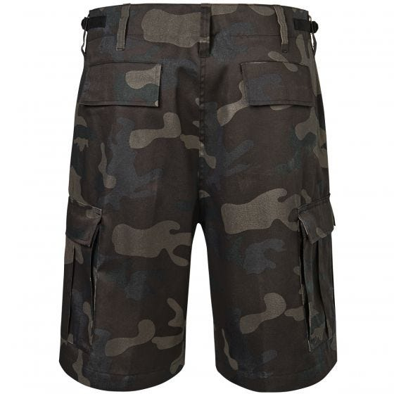 Brandit shorts US Ranger in Dark Camo