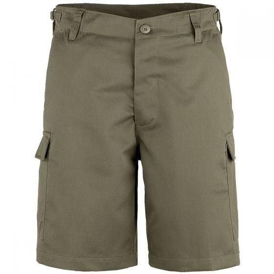 Brandit shorts US Ranger in verde oliva