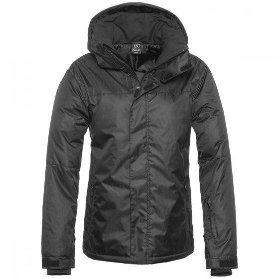 Brandit giacca impermeabile Discovery in nero