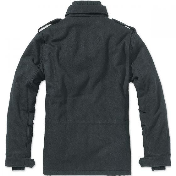 Brandit giacca di lana M-65 Voyager in nero
