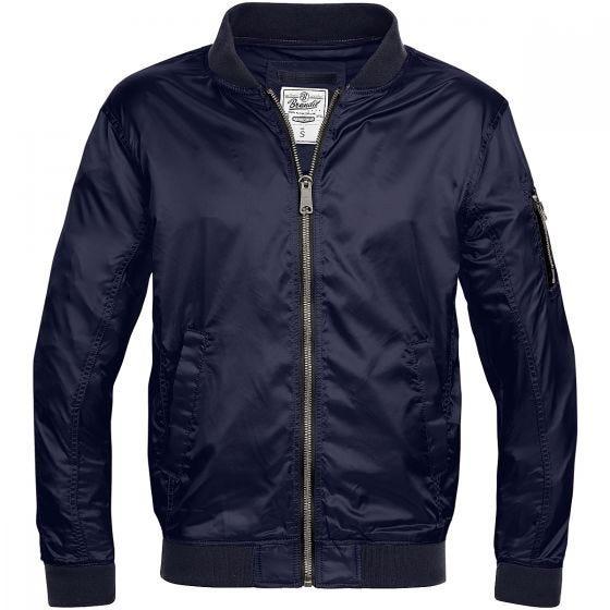 Brandit giacca Portland in navy