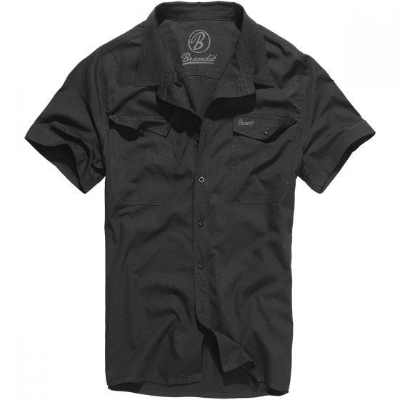 Brandit camicia Roadstar in nero