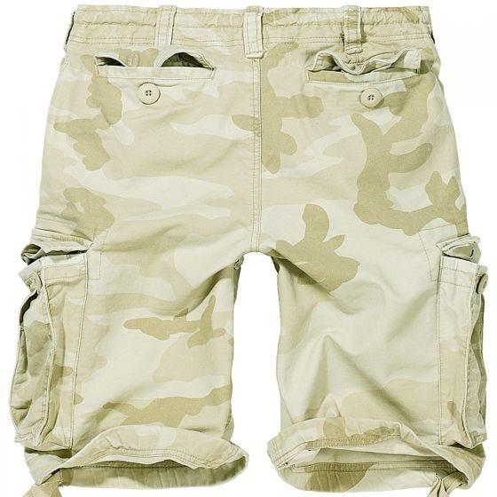 Brandit shorts Vintage Classic in Sandstorm