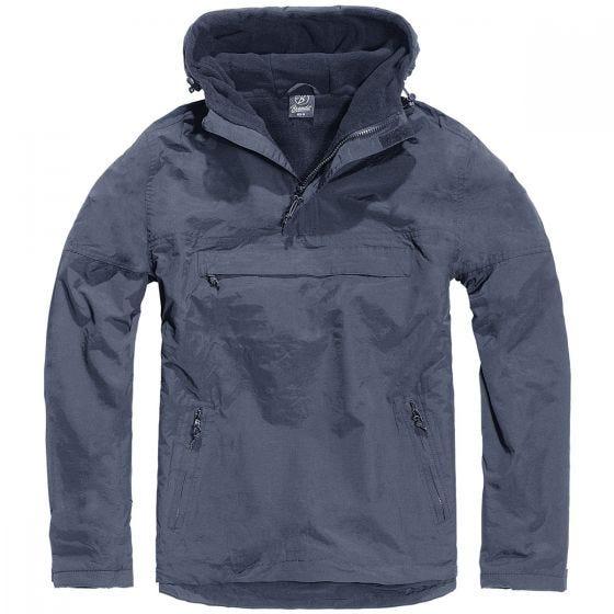 Brandit giacca a vento in Navy