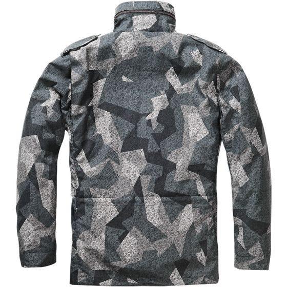 Brandit giacca classica M-65 in Night Camo Digital