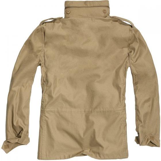 Brandit giacca M-65 Classic in Camel