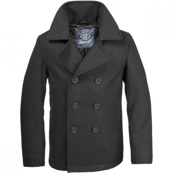 Brandit cappotto Caban in nero