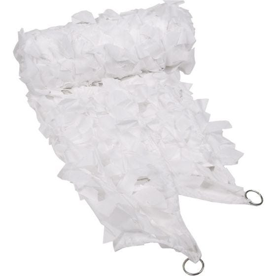 MFH rete mimetica 2 x 3 m in bianco