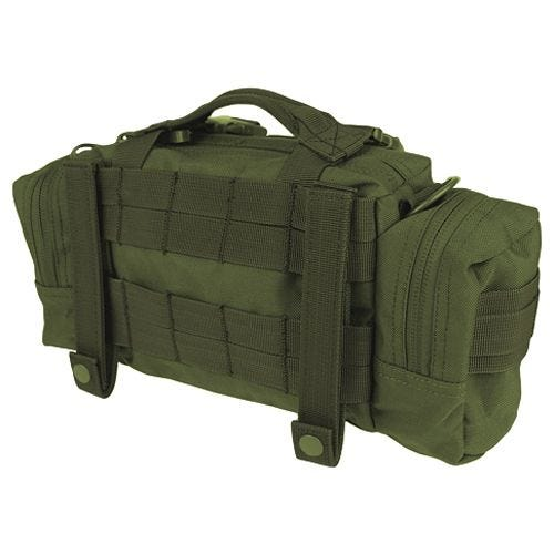 Condor deployment bag in stile modulare in Olive Drab