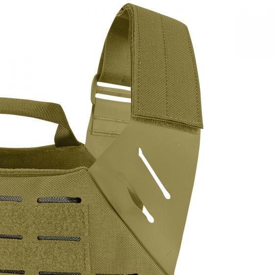 Condor plate carrier Elite LCS Vanquish in Coyote Brown