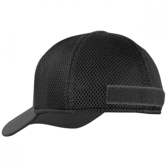 Condor cappello con visiera curva in nero