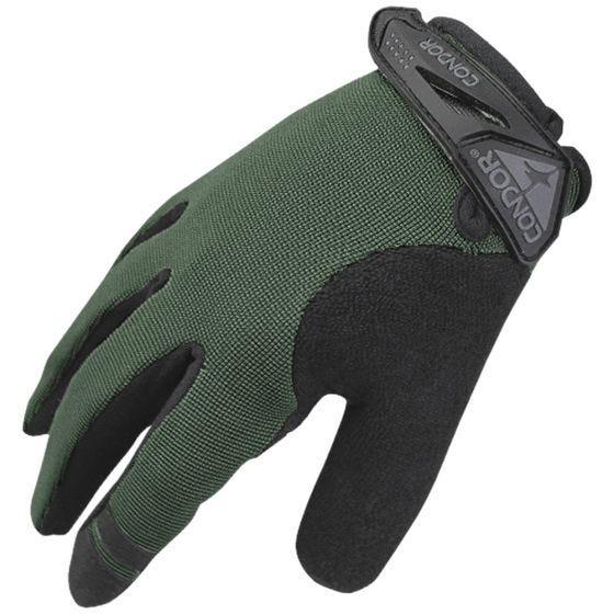 Condor guanti da arma da fuoco HK228 in salvia/nero