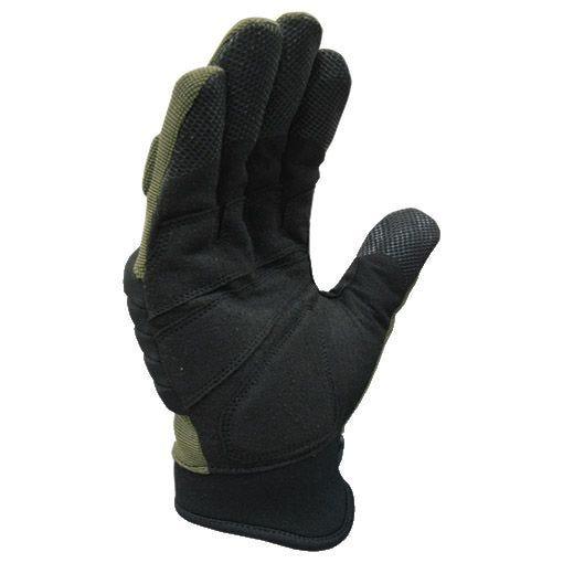 Condor guanti Stryker con nocche imbottite in salvia/nero