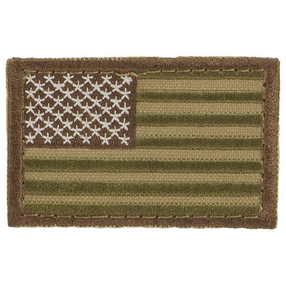 Condor toppa bandiera USA in MultiCam