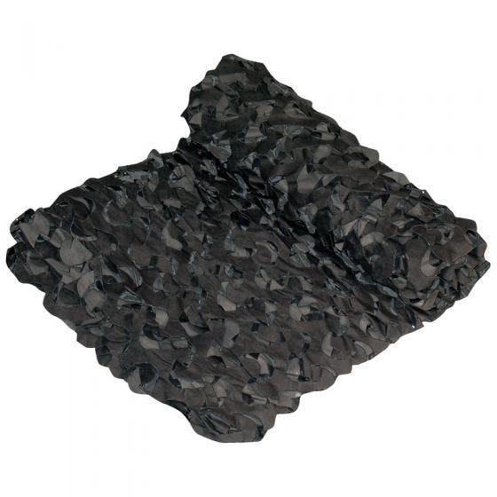 Camosystems rete Crazy Camo 6 x 2,4 m in nero/grigio scuro