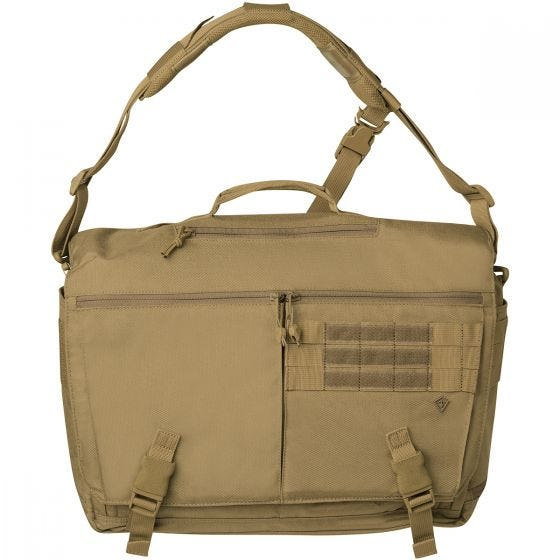 First Tactical borsa messenger Ascend in Coyote